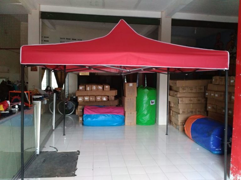 tenda lipat 3x3 tenda cafe
