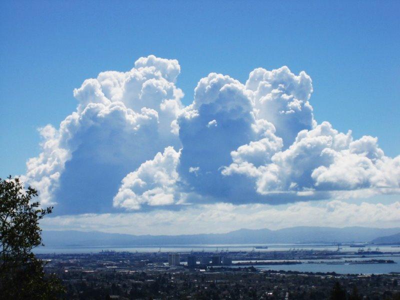 ciri ciri awan cumulus