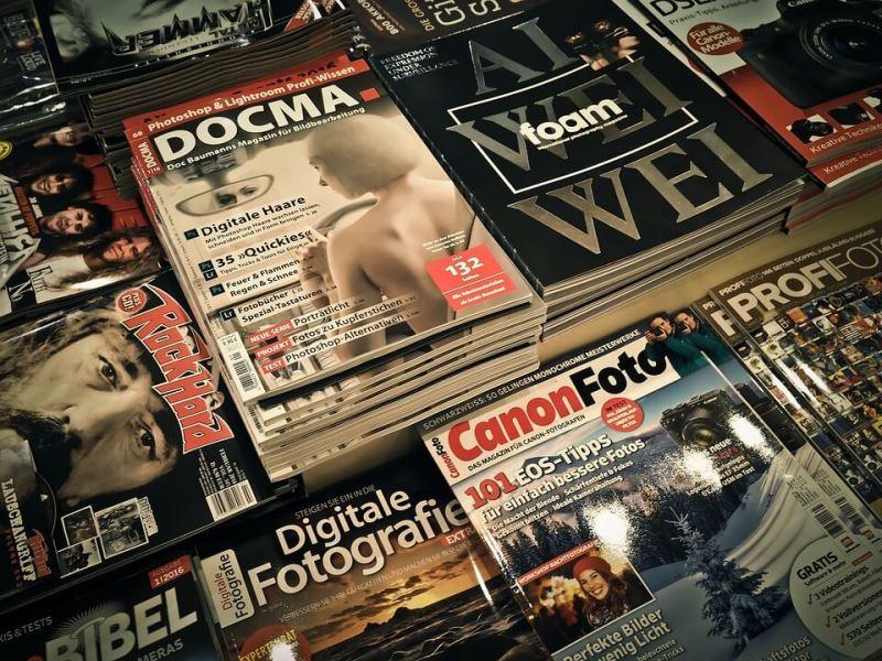 cara membuat jurnal dari majalah